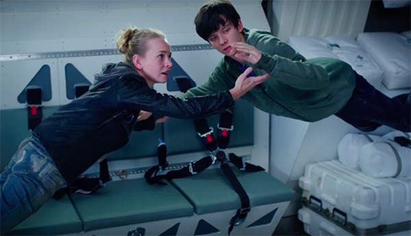The Space Between Us Asa Butterfield