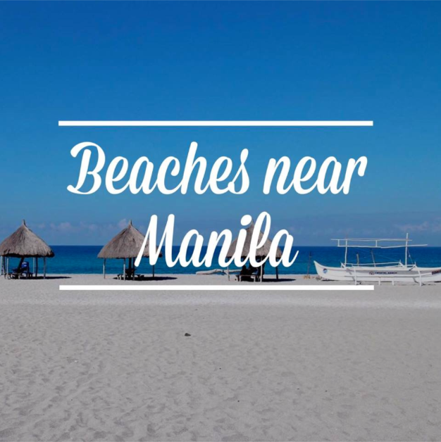 beaches near manila
