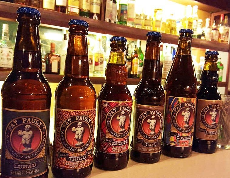 5 Local Craft Beers for your Drinking Sessions