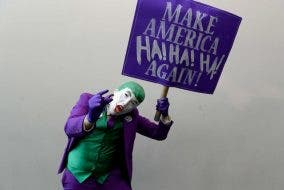 Mark Hamill Donald Trump The Joker Voice