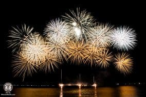 The 8th Philippine International Pyromusical Competition