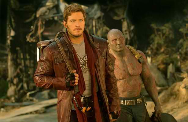 Guardians of the Galaxy 2 3
