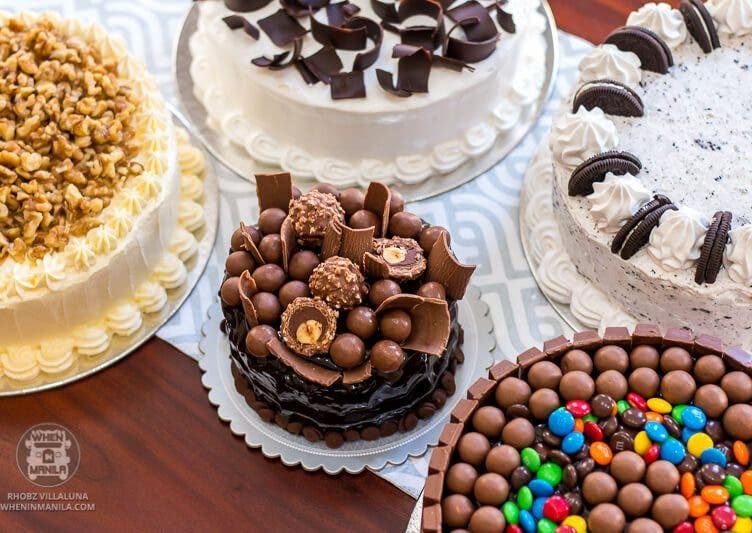 Himagas Cakes