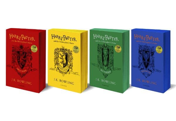 LOOK- There's a 20th Anniversary Edition of Harry Potter and the Philosopher's Stone 2