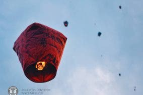 Light, Life, and Wonder at the 2017 Pingxi Sky Lantern Festival Taiwan