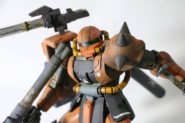 MG Gunpla Expo