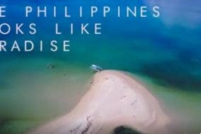 Philippines Travel drone footage