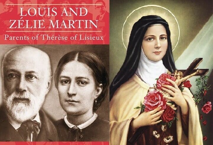 Relics of St. Therese's Parents Are in the Country