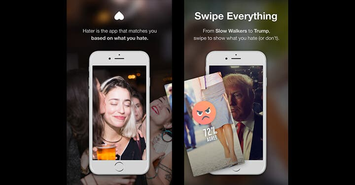 There's Now an App That Matches You With People Who Hate the Same Things You Do 3