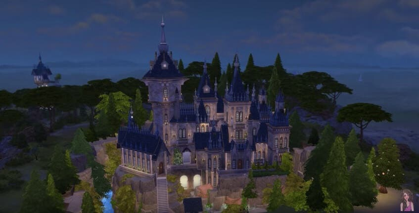 WATCH- This is How You Can Make Hogwarts on The Sims