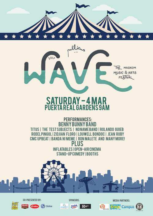 Wave 2017 Official Event Poster