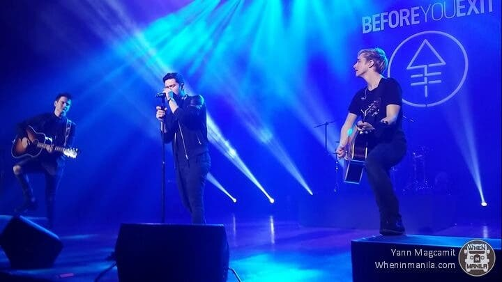 All the Lights (and Hearts) at Before You Exit: Live in Manila 2017
