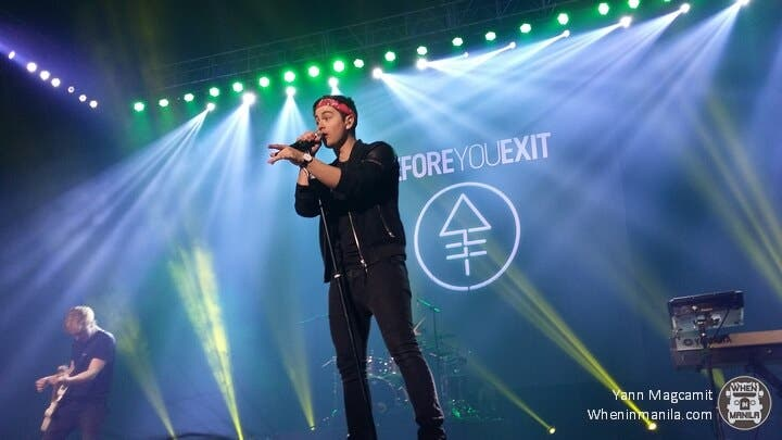 before you exit riley in manila 2017