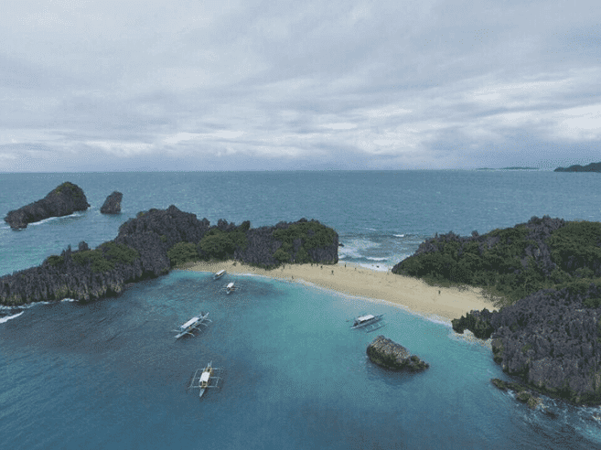 LOOK: This Hidden Gem In The Philippines Is A Beach Purist's Dream