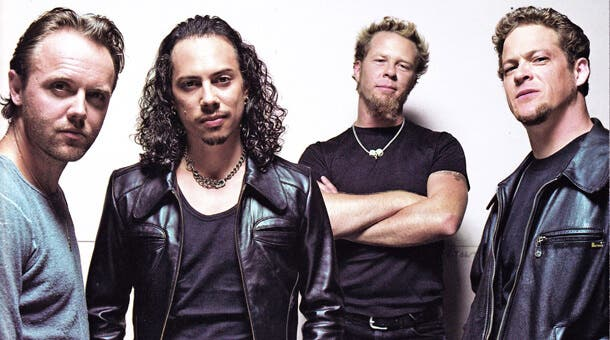 wikipedia metallica band