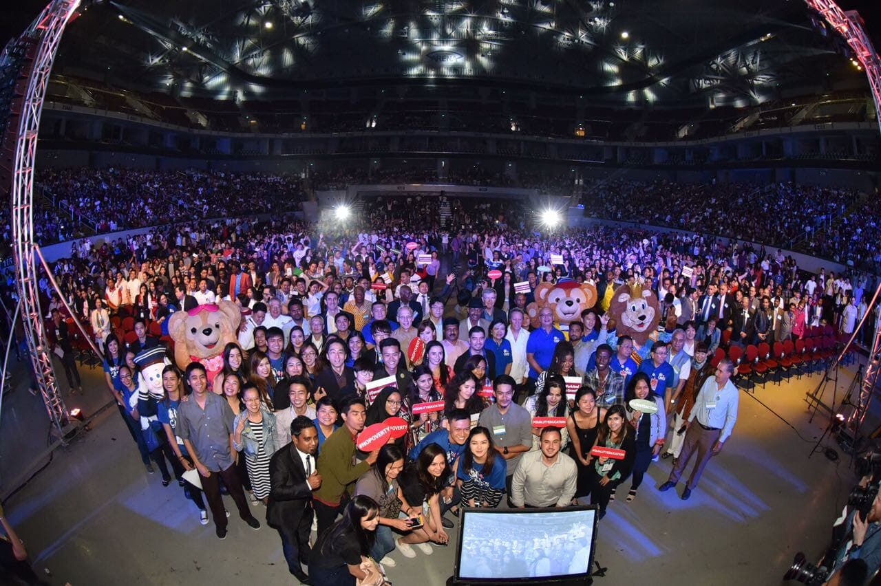 Global Youth Summit 2017: Young People Can