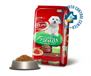 Donate Alpo Meals with Bowl