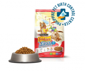 Donate Friskies Meals with Bowl
