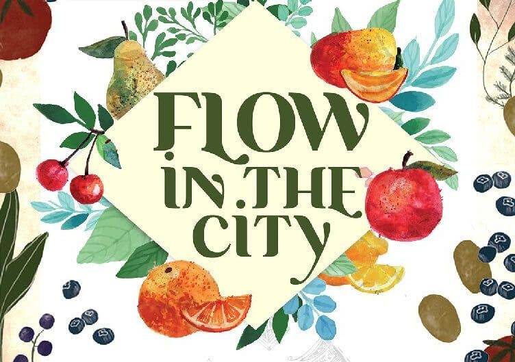 Flow Retreats Flow In The City: Fashion Food Wellness