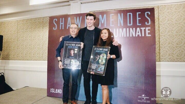 LOOK: Shawn Mendes Answers Questions in Manila Presscon