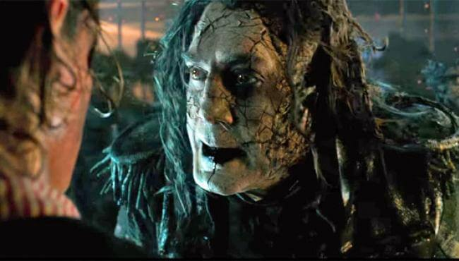 Pirates of the Caribbean Trailer