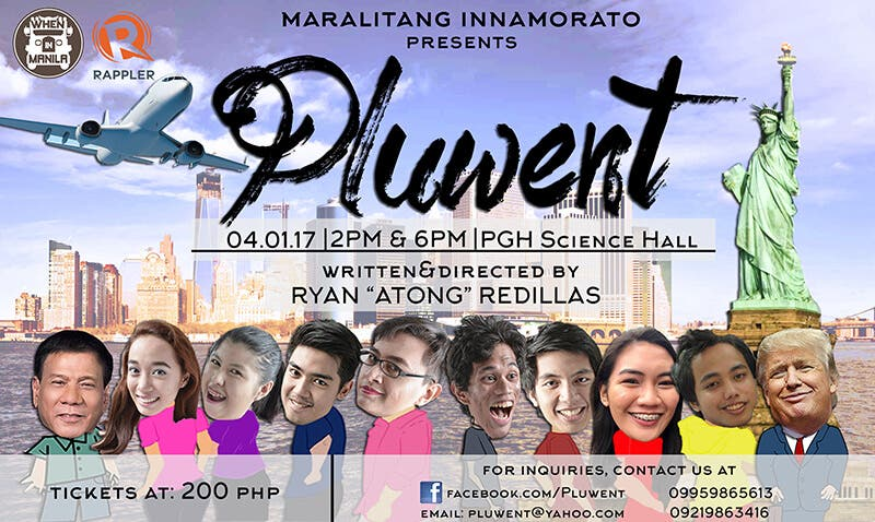 Pluwent Poster