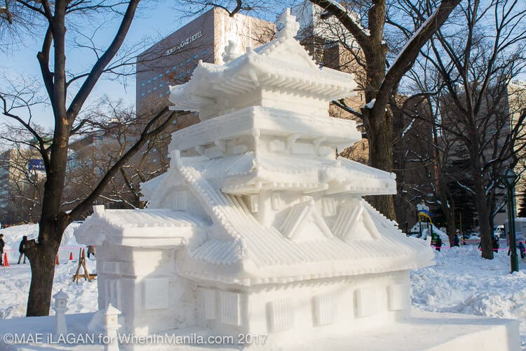 Sapporo Snow Festival Japan Mae Ilagan (41 of 55)