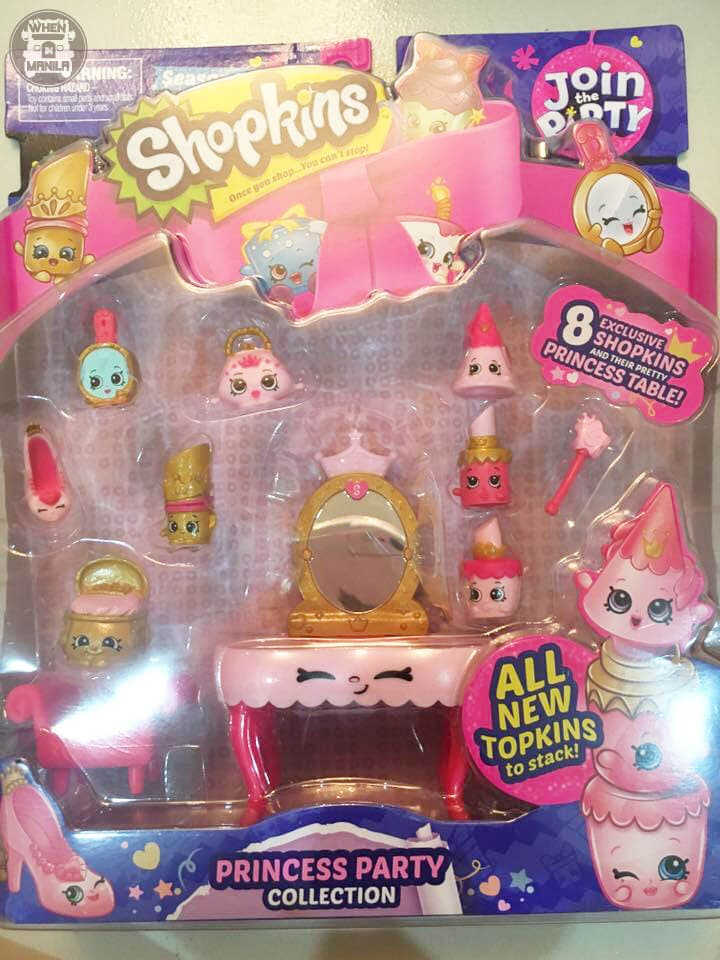 Shopkins Party Set 2