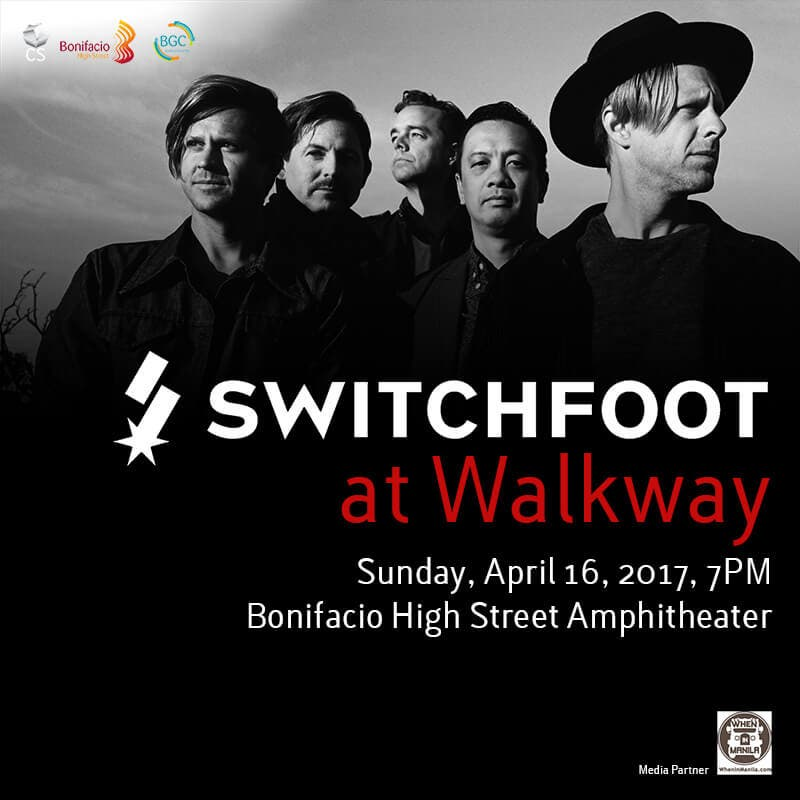 Switchfoot Web Poster WIM