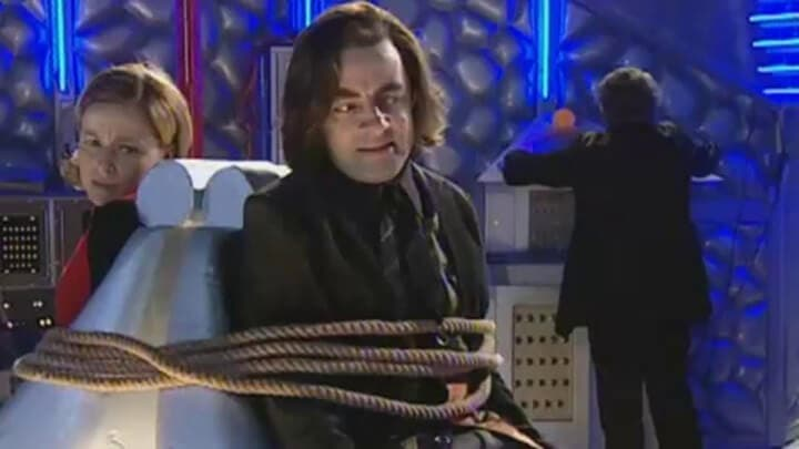 WATCH- Once Upon a Time... Rowan Atkinson Played Doctor Who