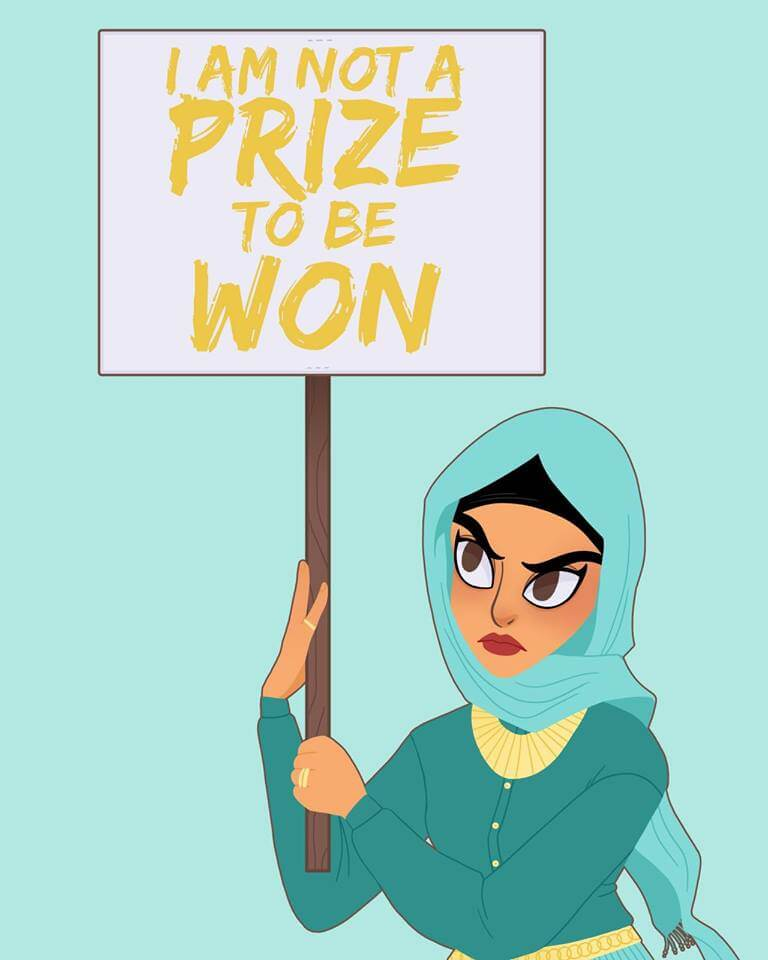 Women's Rights Jasmine