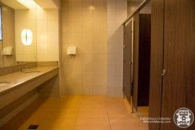 Number 2 Restroom CR FEU Far Eastern University