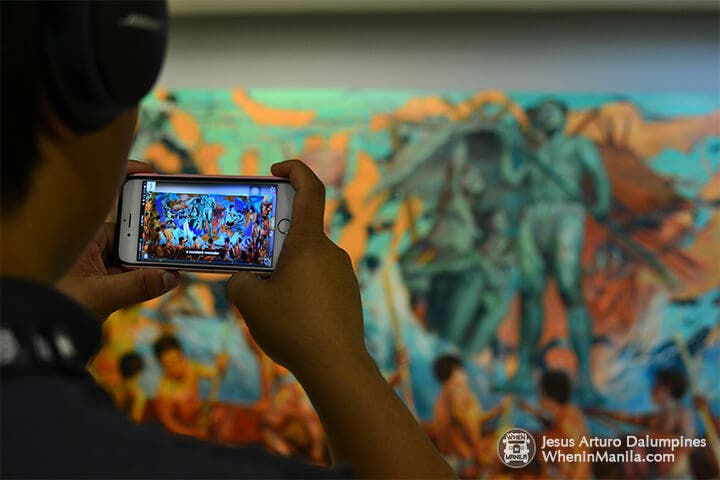 Sining Lakbay: Philippine History in Augmented Reality at Gateway Gallery