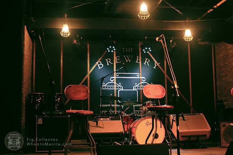 the gig circuit - stage