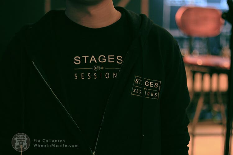 the gig circuit - stages session
