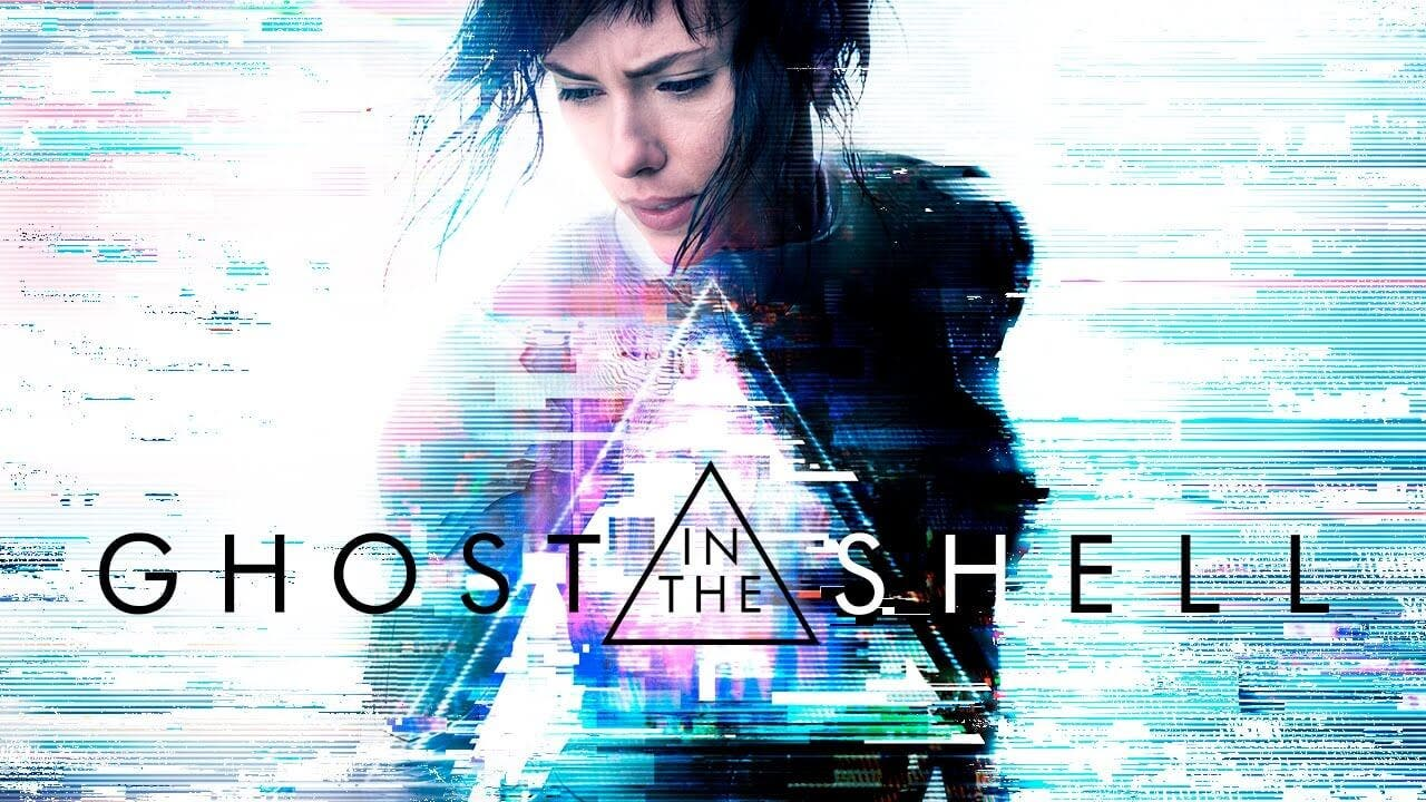 Ghost in the Shell from Paramount Pictures
