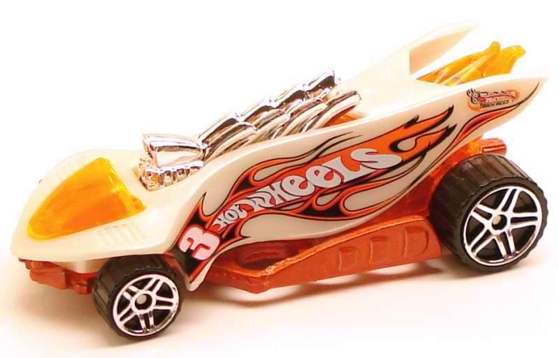 Hot Wheels Flames