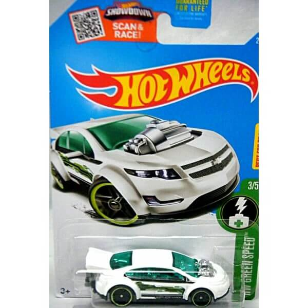 Hot Wheels Green Speed