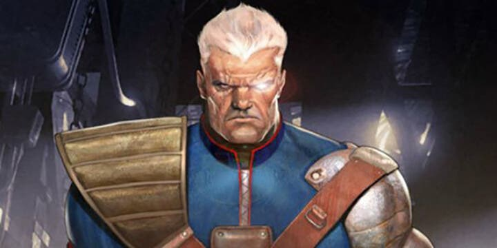 LOOK- Josh Brolin Shows First Photos as Cable in Deadpool Sequel