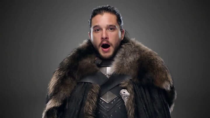 LOOK- The Cast of Game of Thrones Get New Looks for Season 7 8