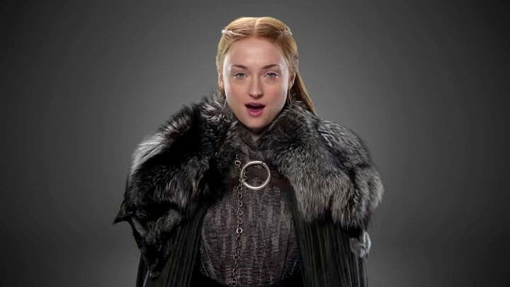 LOOK- The Cast of Game of Thrones Get New Looks for Season 7 9