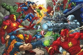 Why Marvel is Losing to DC in Comic Book Sales