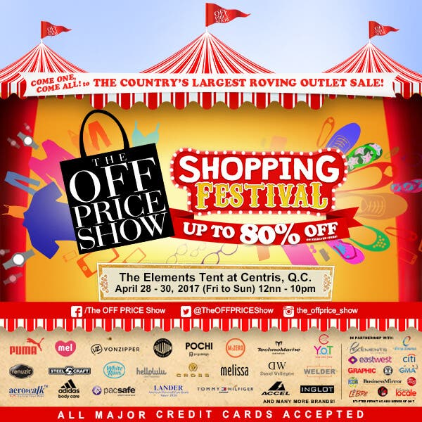 Shopping Festival Centris_When in Manila poster revised