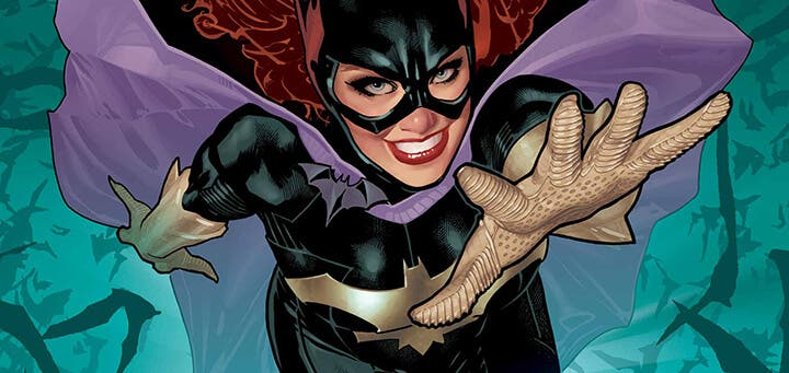 There's Going to a Be a Batgirl Movie!
