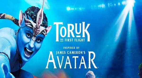 Toruk The First Flight live in Manila from June 23 to July 2 at SM Mall of Asia Arena
