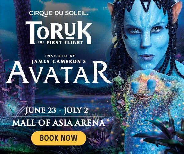 Toruk the first flight live in Manila this June 23, tickets now on sale