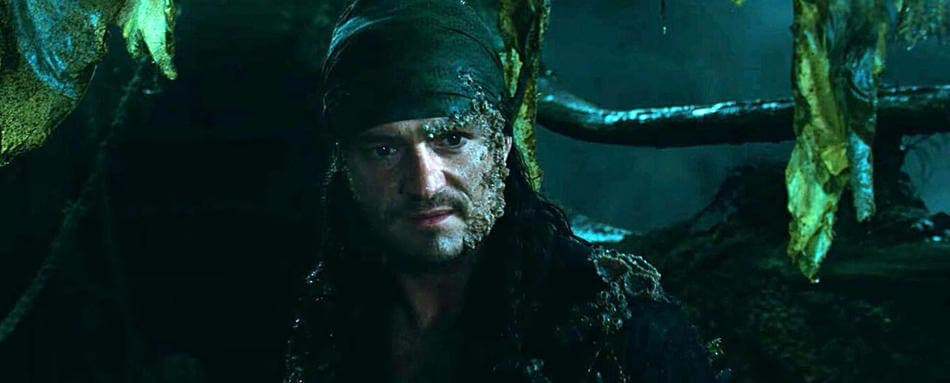 WATCH- New Pirates of the Caribbean Trailer Has Orlando Bloom!