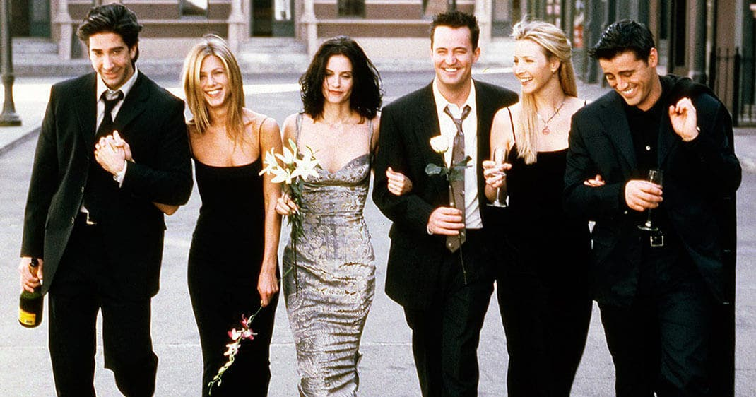Yes, Friends the Musical is Happening!