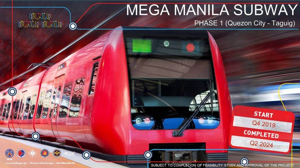 The Philippines' future transport systems and airports