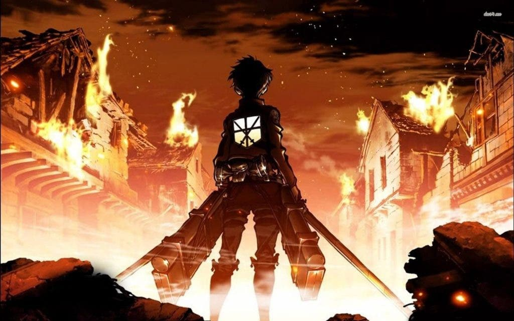 10 anime to watch _ attack on titans